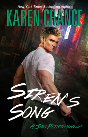 Review: Siren's Song by Karen Chance