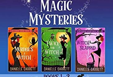 Delighted By the Series: The Beechwood Harbor Magic Mystery Series by Danielle Garrett