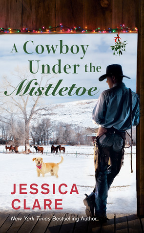 Review: A Cowboy Under the Mistletoe by Jessica Clare