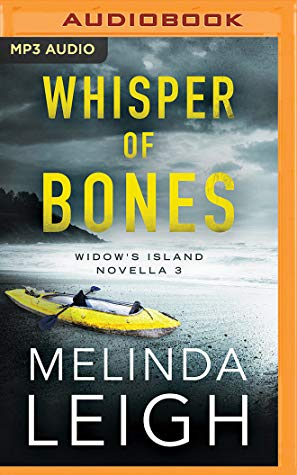Review: Whisper of Bones by Melinda Leigh