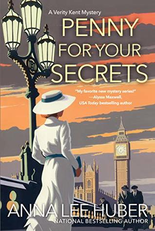 Review: Penny For Your Secrets by Anna Lee Huber