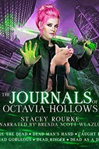 The Journals of Octavia Hollows by Stacey Rourke
