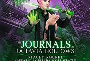 Review: The Journals of Octavia Hollows by Stacey Rourke