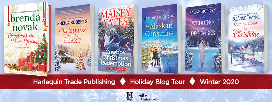 Spotlight: Harlequin Holiday Blog Tour with Brenda Novak