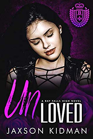 Delighted by the Series: UNTouched, UNLoved and UNTamed by Jaxson Kidman