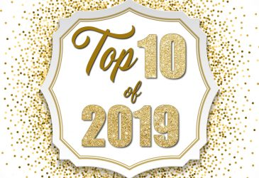 Top Ten Books and Covers of 2019