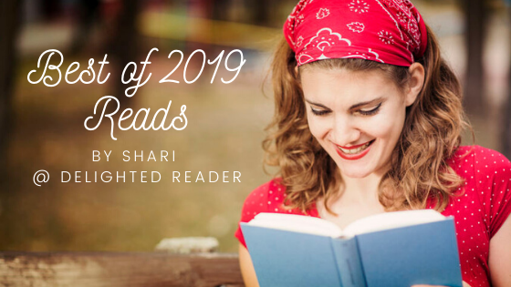 2019 Best Reads - Shari