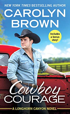 Review: Cowboy Courage by Carolyn Brown