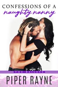 Confessions of a Naughty Nanny by Piper Rayne