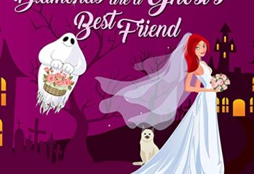 Review: Diamonds Are a Ghost's Best Friend by Danielle Garrett