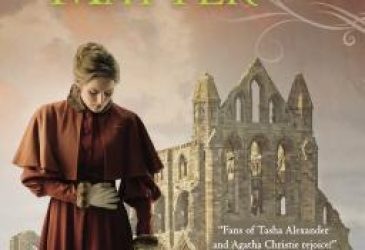 Review: A Grave Matter by Anna Lee Huber