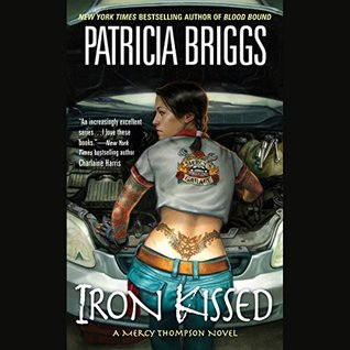 Iron Kissed - Series Readalong by Patricia Briggs