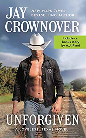 Review: Unforgiven by Jay Crownover