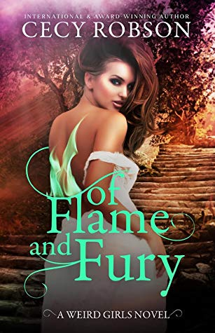 Of Flame and Fury by Cecy Robson