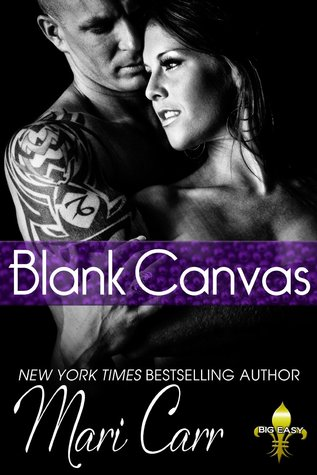 Blank Canvas by Mari Carr