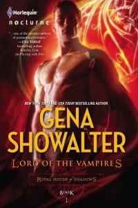 Review Lord of the Vampires by Gena Showalter