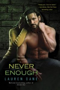 Review Never Enough by Lauren Dane