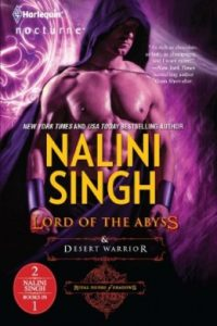 Review Lord Of The Abyss by Nalini Singh