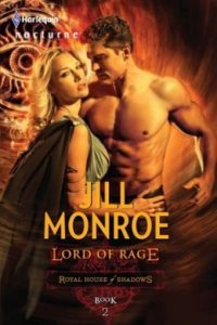 Review Lord of Rage by Jill Monroe