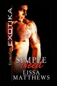 Review Simple Need by Lissa Matthews