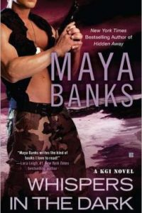 Review Whispers in the Dark by Maya Banks