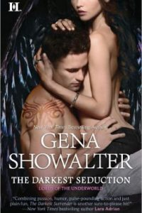 Review The Darkest Seduction by Gena Showalter