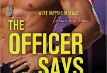 Review: The Officer Says 'I Do' by Jeanette Murray