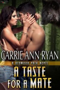 Review A Taste for a Mate by Carrie Ann Ryan