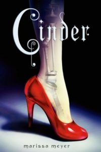 Review Cinder by Marissa Meyer