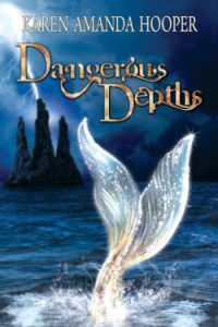 Review Dangerous Depths by Karen Amanda Hooper