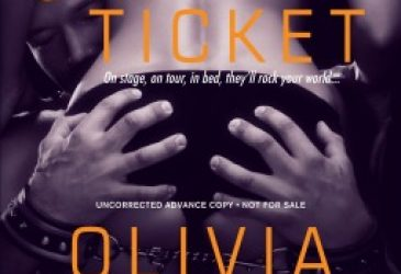 Review: Hot Ticket by Olivia Cunning