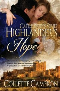 Review Highlander's Hope by Collette Cameron