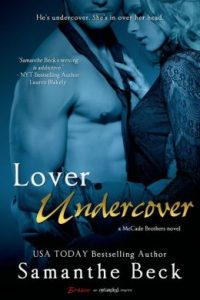 Review Lover Undercover by Samantha Beck