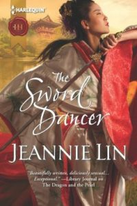 Review The Sword Dancer by Jeannie Lin