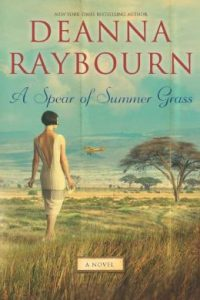 Review A Spear of Summer Grass by Deanna Raybourn