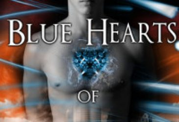 Young Delight Review: Blue Hearts of Mars by Nicole Grotepas