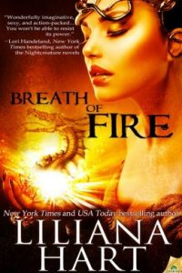 Review Breath of Fire by Liliana Hart