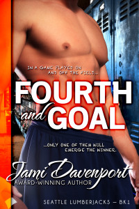 Review Fourth and Goal by Jami Davenport