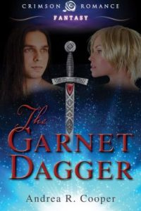Review The Garnet Dagger by Andrea R. Cooper