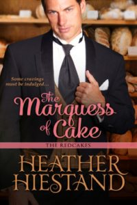 Review The Marquess of Cake by Heather Hiestand