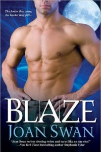 Review Blaze by Joan Swan