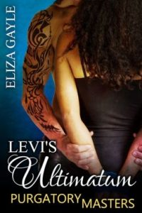 Review Levi's Ultimatum by Eliza Gayle