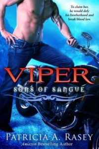 Review Viper by Patricia A. Rasey