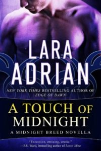 Review A Touch of Midnight by Lara Adrian