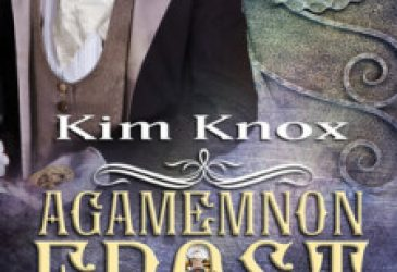 ARC Review: Agamemnon Frost and the Hollow Ships by Kim Knox