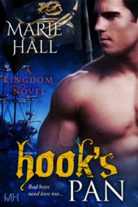 Review Hook's Pan by Marie Hall