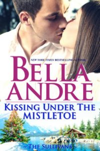 Review Kissing Under the Mistletoe by Bella Andre