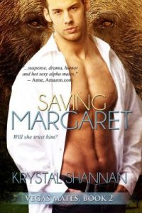 Review Saving Margaret by Krystal Shannan