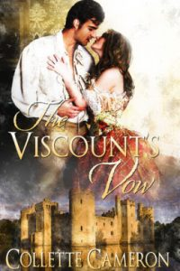 Review The Viscounts Vow by Collette Cameron