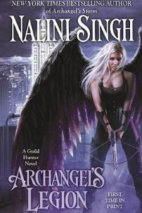 Review Archange's Legion by Nalini Singh